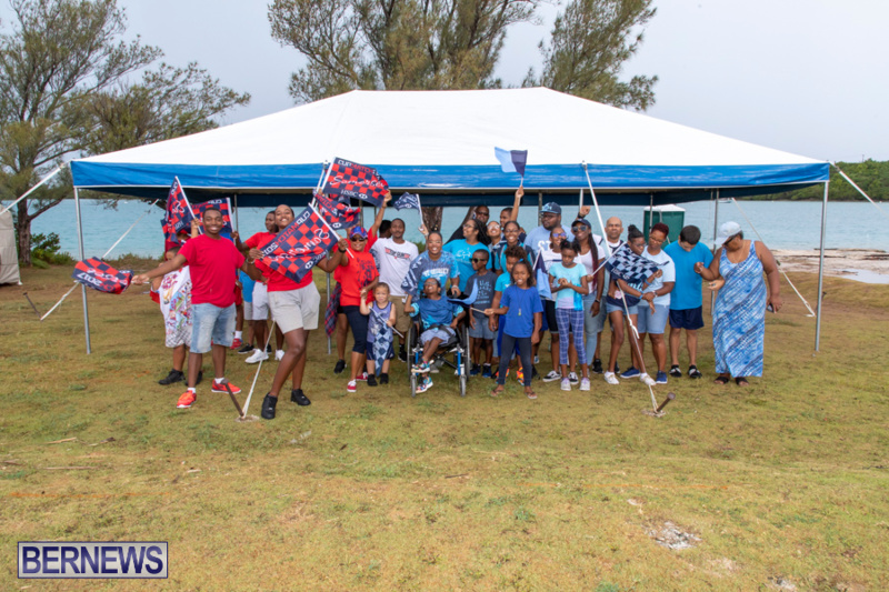 Camp Paw Paw children Cup Match Bermuda, July 31 2019-1823