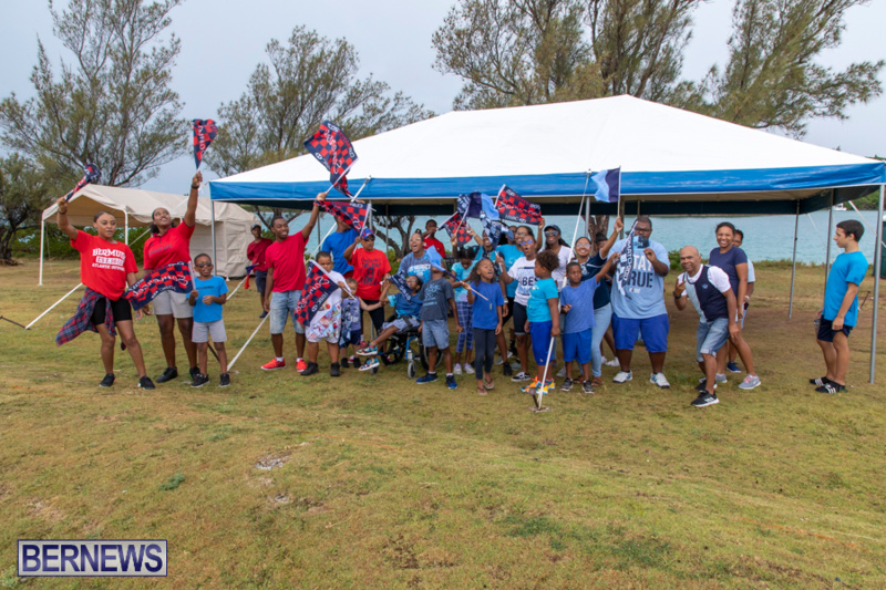 Camp Paw Paw children Cup Match Bermuda, July 31 2019-1834
