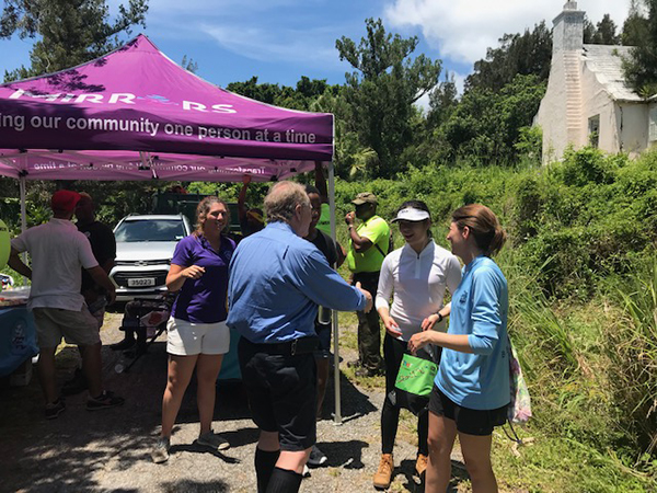 Community Clean Up At Southlands Bermuda July 2019 (3)