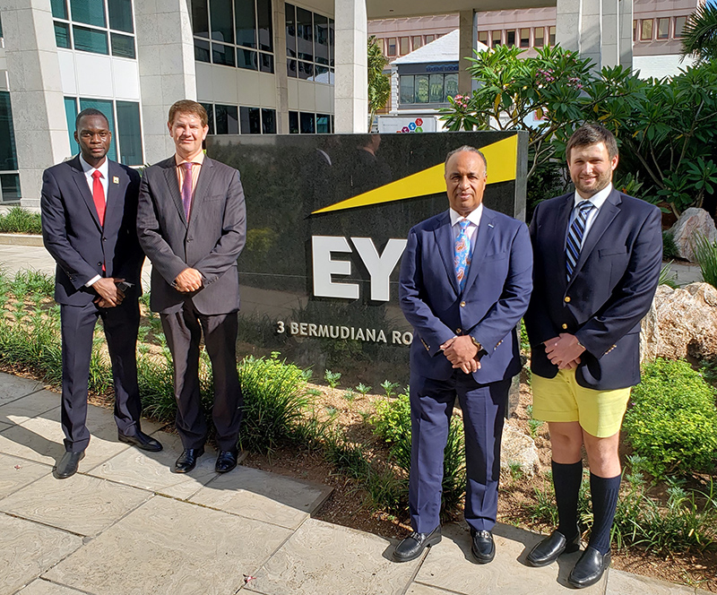 EY Gil Tucker Bermuda Scholarship July 2019