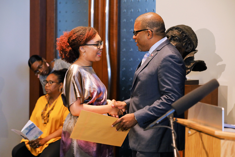 Education Ministry Honors Scholars & Recipients Bermuda July 2019 (1)