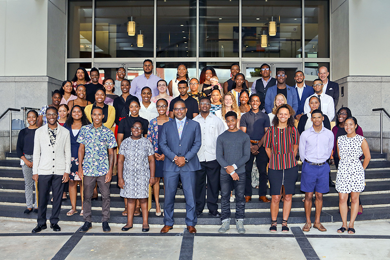 Education Ministry Honors Scholars & Recipients Bermuda July 2019 (3)