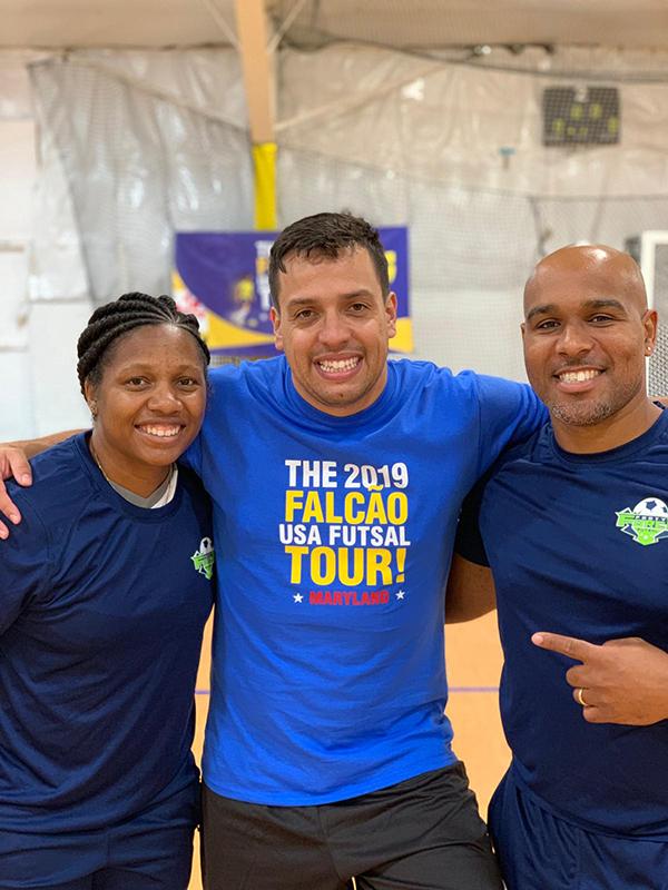 Footy Force Futsal Falcao Tour Bermuda July 2019 (1)