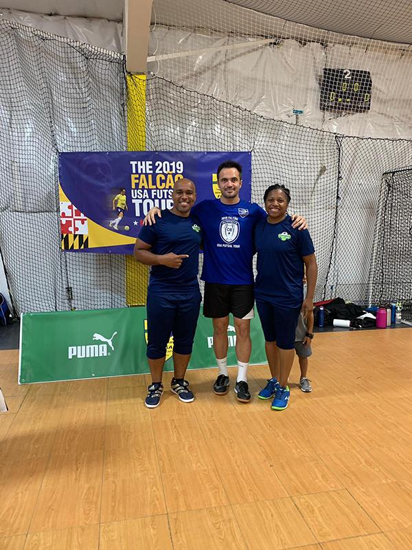 Footy Force Futsal Falcao Tour Bermuda July 2019 (2)