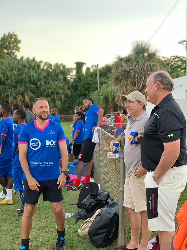 Hamilton Princess Charitable Football Match Bermuda July 2019 (3)
