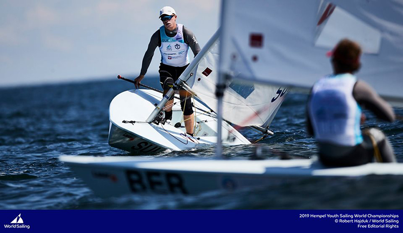 Hempel Youth Championships Bermuda July 2019