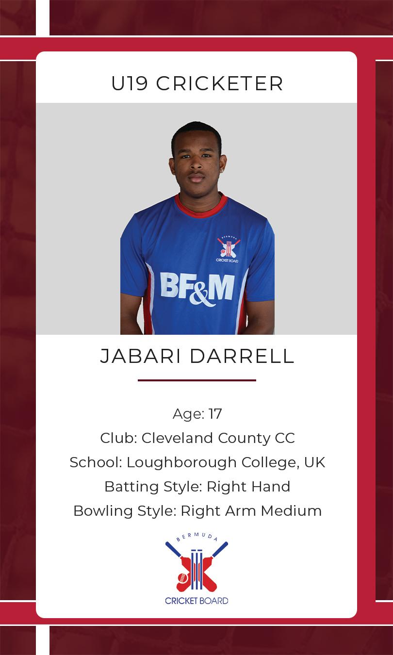 Jabari Darrell