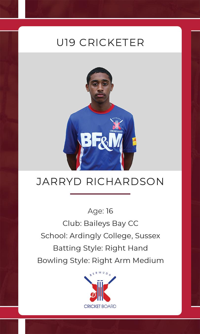 Jarryd Richardson