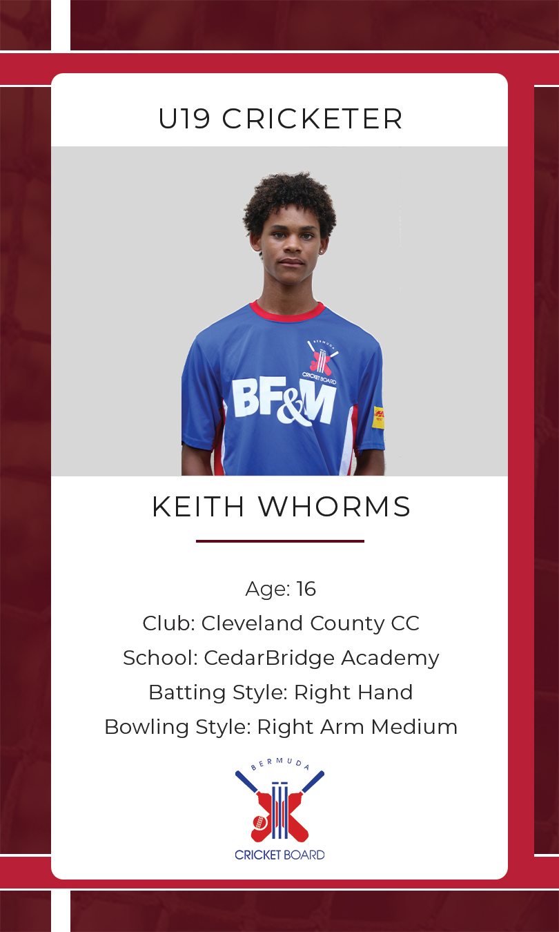 Keith Whorms