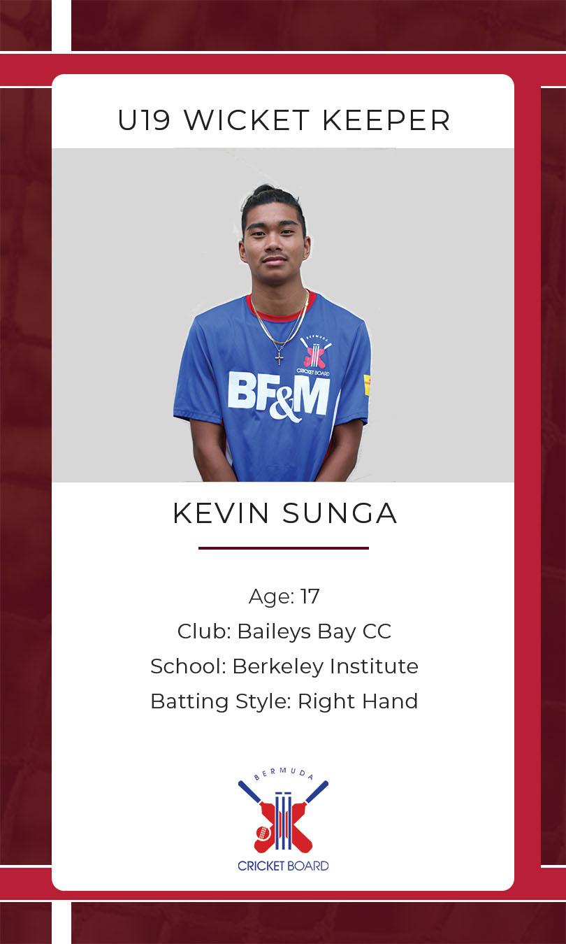 Kevin Sunga