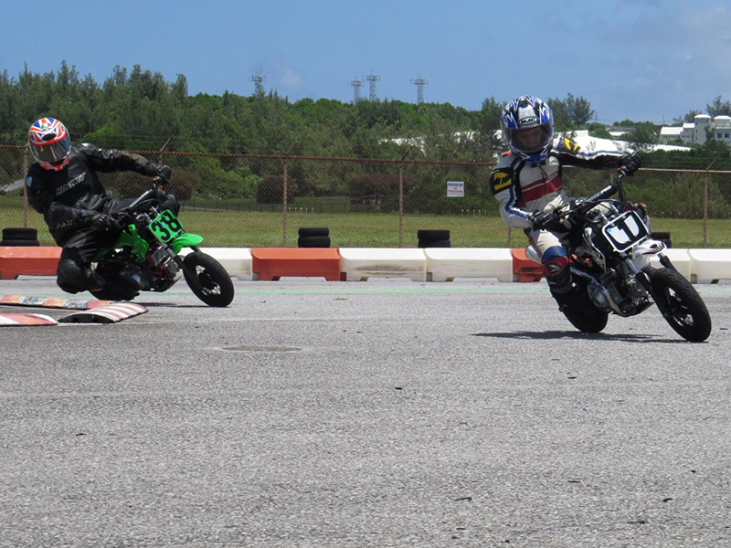 Kymaree Pitt & Daente Burgess BMRA Race Bermuda July 2019 (3)