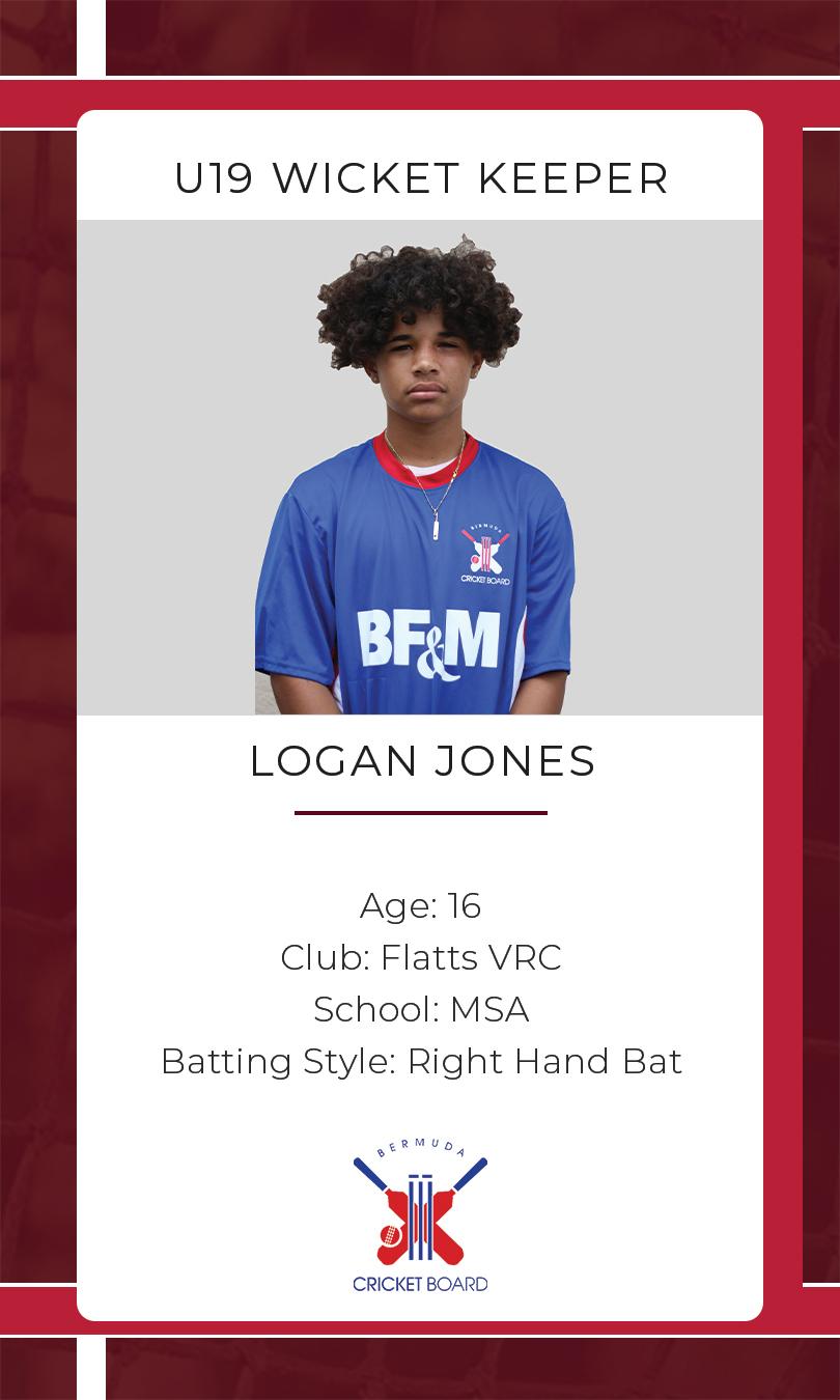 Logan Jones