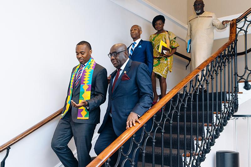 Meeting Between Governor Of Bermuda & Ghanaian Ambassador To UK & Ireland July 2019 (6)