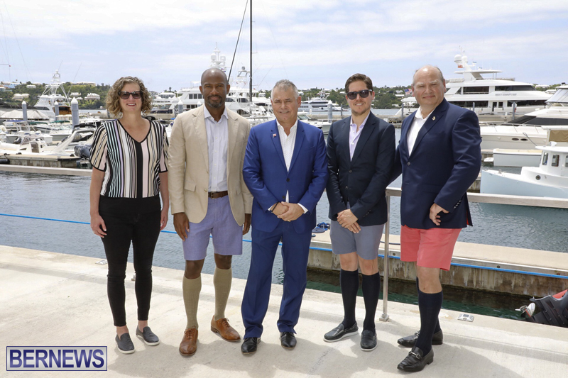 Minister Zane DeSilva Press Conference Bermuda July 11 2019
