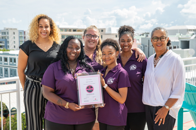 National Service Standard Certification Bermuda July 2019