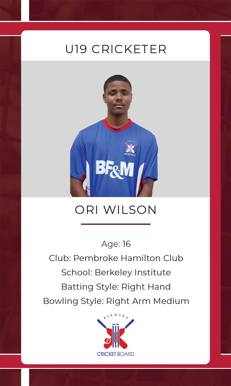 Ori Wilson