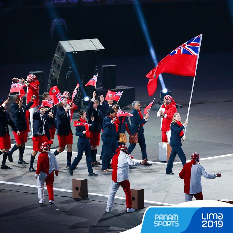 Pan American Games Opening Ceremony July 27 2019