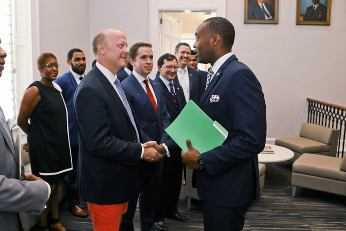 Premier David Burt Circle Bermuda, July 22 2019 (10)