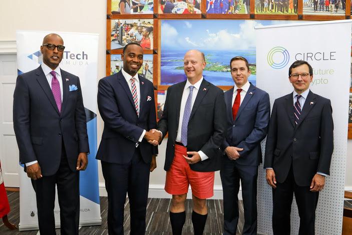 Premier David Burt Circle Bermuda, July 22 2019 (5)