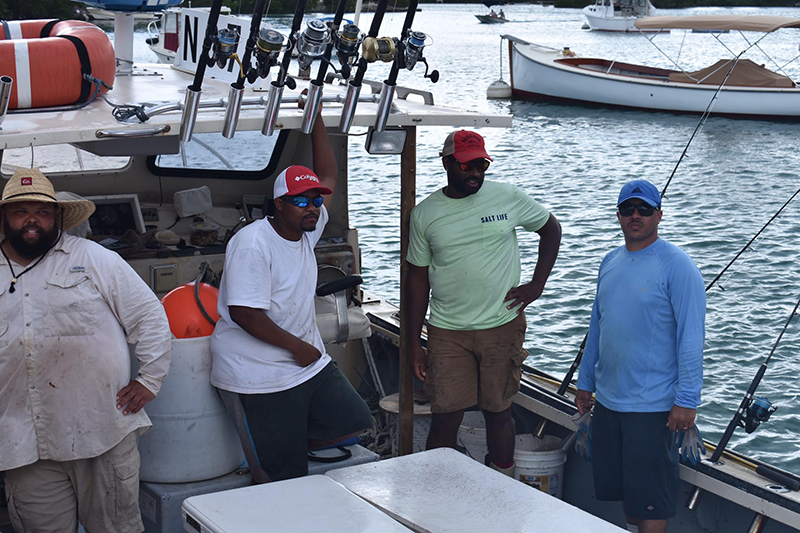 Robinson's Fishing Tournament Bermuda July 2019 (7)