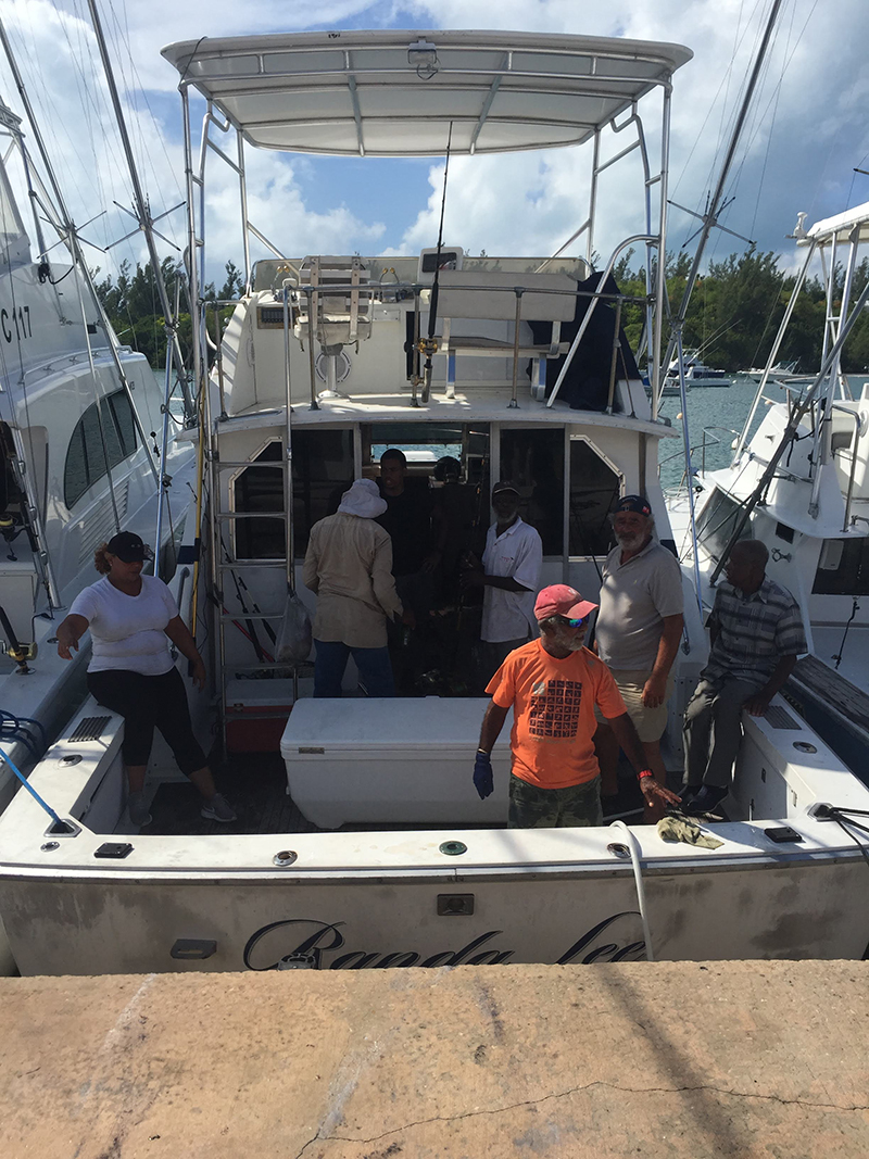 Robinson's Fishing Tournament Bermuda July 2019 (9)