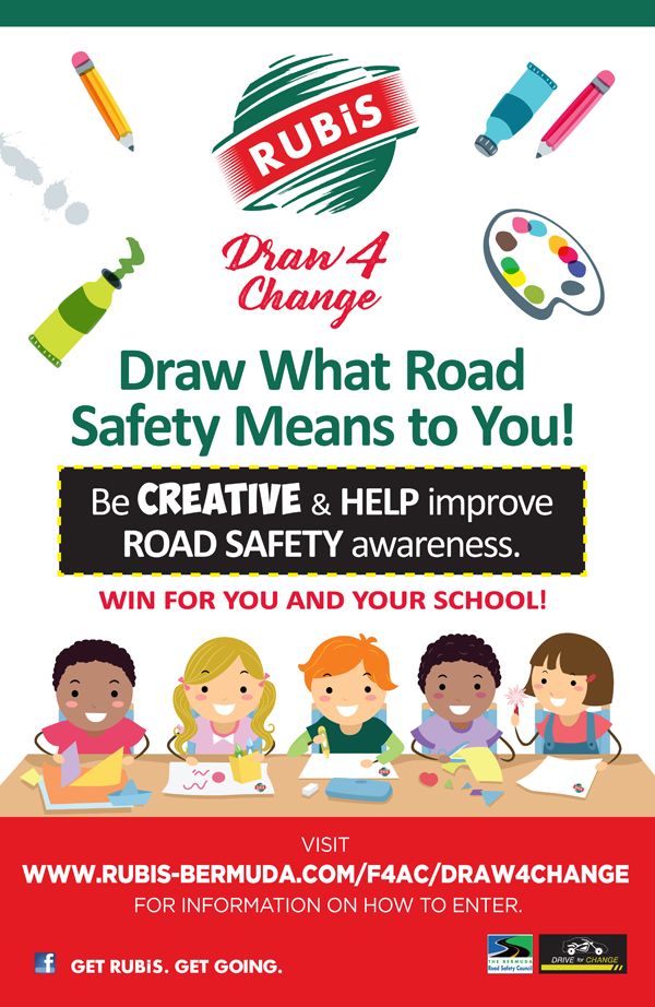 Rubis Road Safety Draw For Change Bermuda July 2019