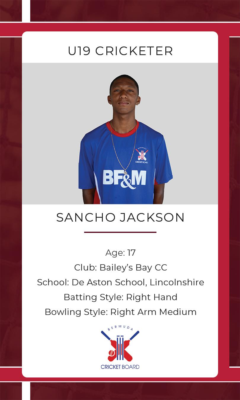 Sancho Jackson
