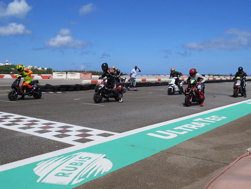 Scooter Class BMRA Race Bermuda July 2019 (5)
