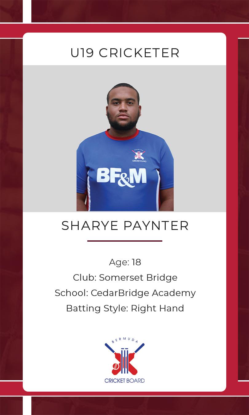 Sharye Paynter