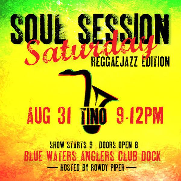 Soul Session Saturday Bermuda August 2019