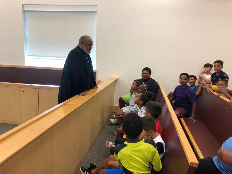 Summer campers court Bermuda June 2019 (2)