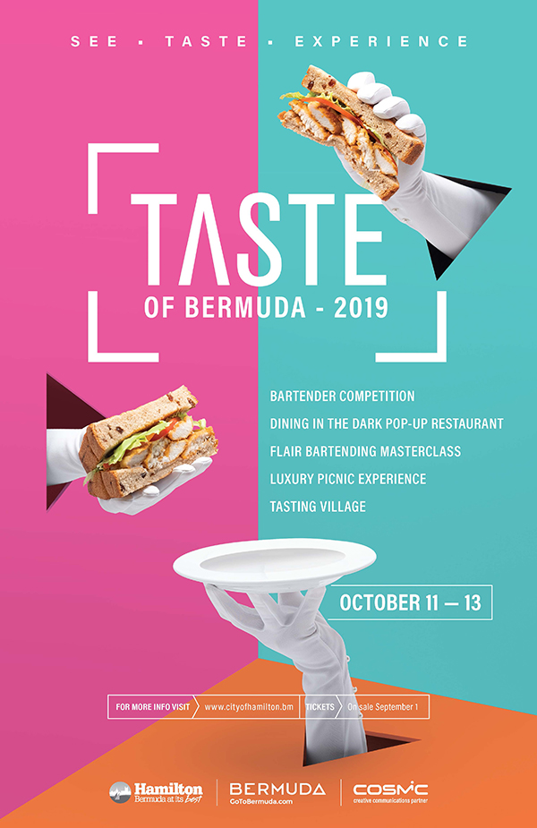 Taste Of Bermuda July 2019