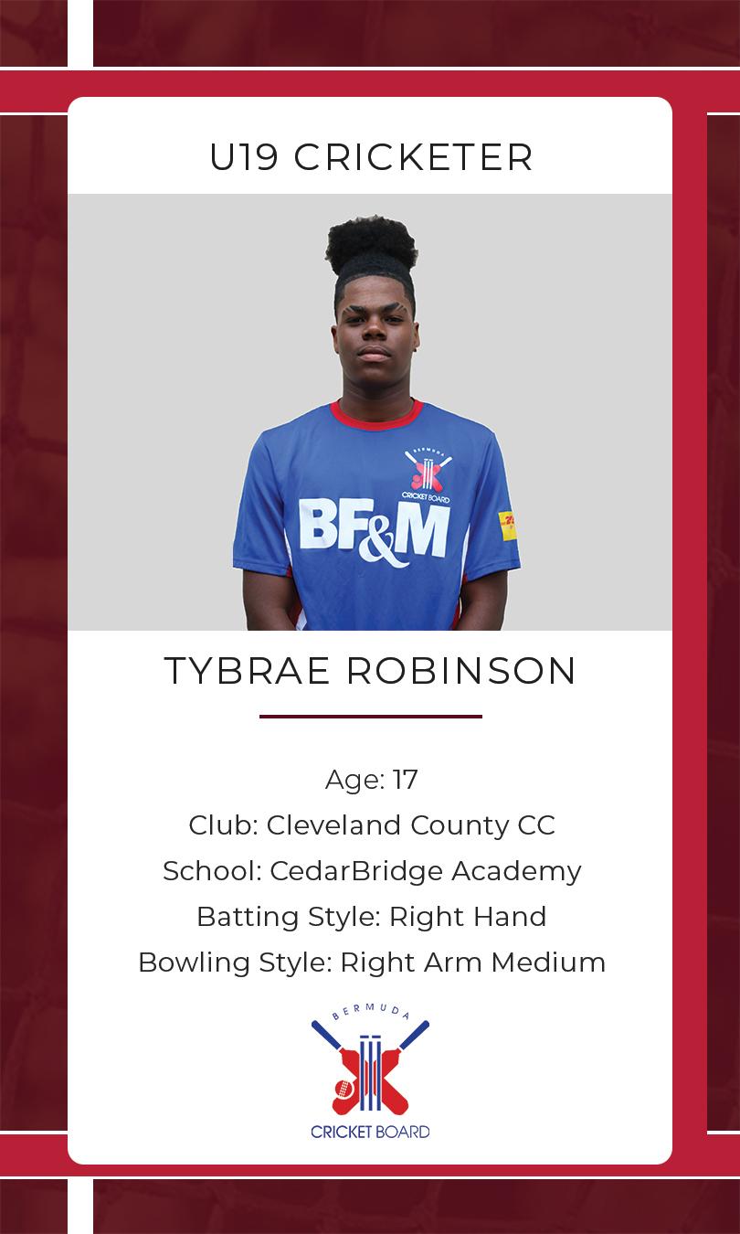 Tybrae Robinson