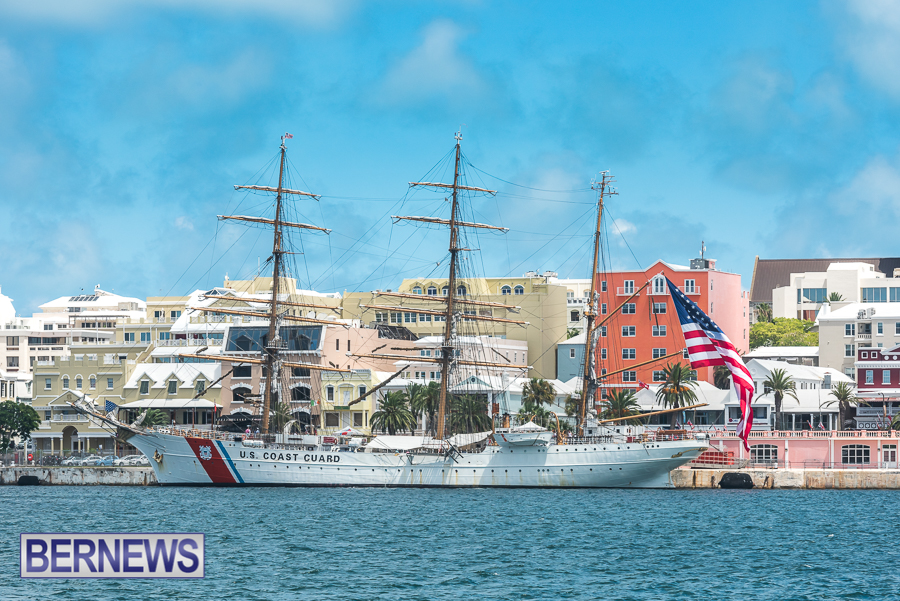 US Coast Guard Eagle Bermuda July 2019 (1)