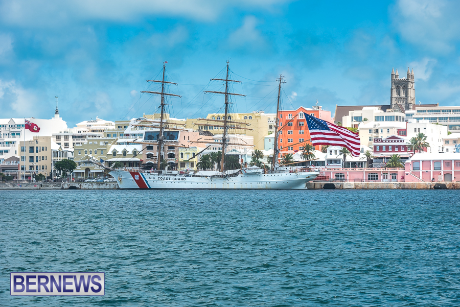 US Coast Guard Eagle Bermuda July 2019 (2)