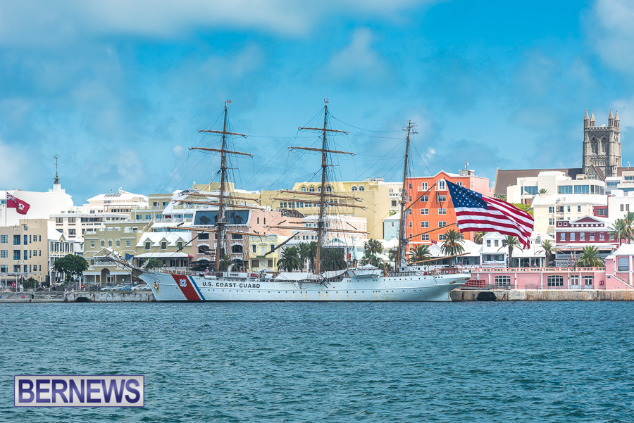 US Coast Guard Eagle Bermuda July 2019 (3)