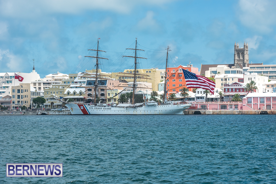 US Coast Guard Eagle Bermuda July 2019 (5)