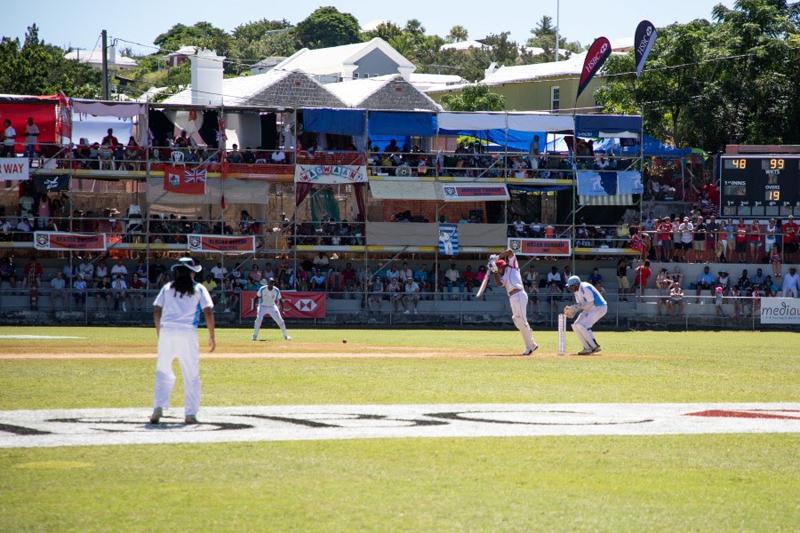 VIP Cup Match Experience Bermuda July 2019