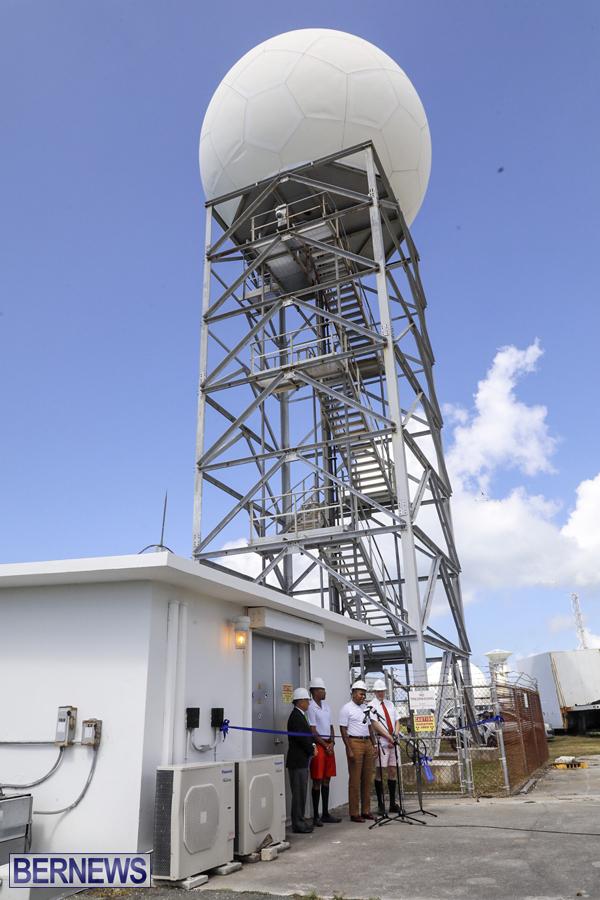 Weather Radar System Ribbon Cutting Ceremony Bermuda July 17 2019 (20)