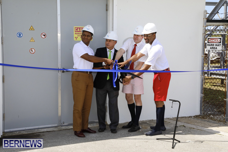 Weather Radar System Ribbon Cutting Ceremony Bermuda July 17 2019 (3)