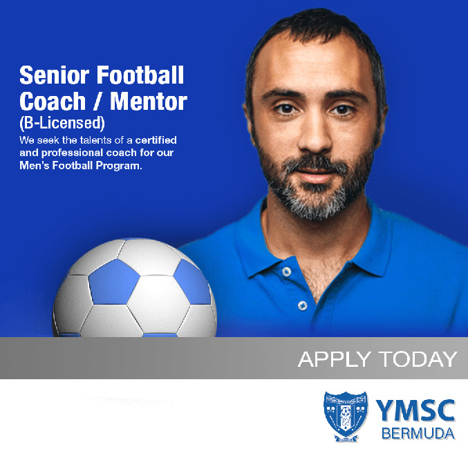 YMSC Football Club Looking For Coaches Bermuda July 2019 (2)