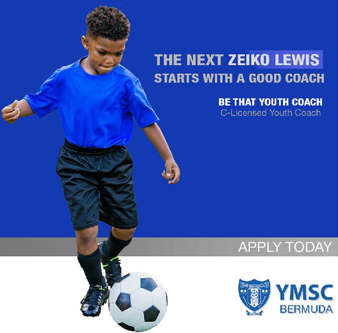 YMSC Football Club Looking For Coaches Bermuda July 2019