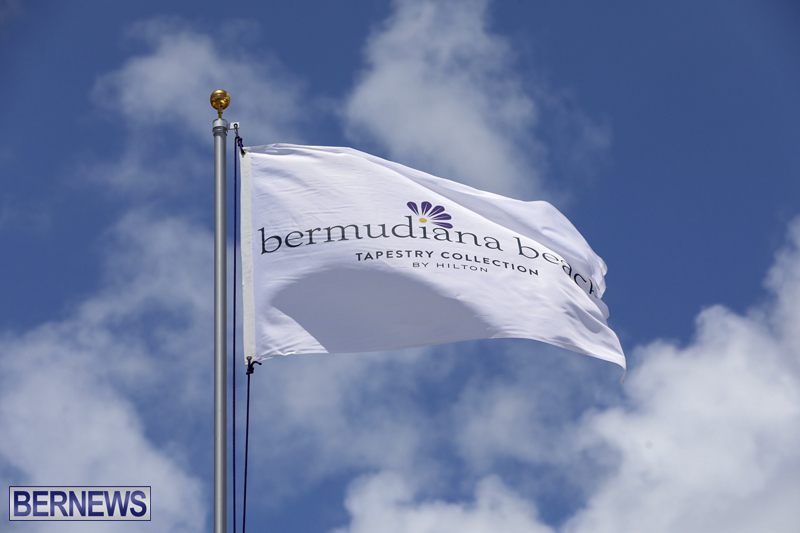 bermudiana beach resort flag 2019 generic 23r4321