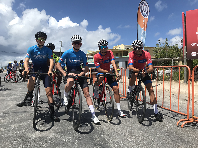 cycling Bermuda July 22 2019 1