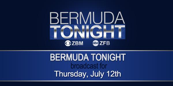 zbm 9 news Bermuda July 12 2018 TC