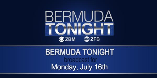 zbm 9 news Bermuda July 16 2018 TC