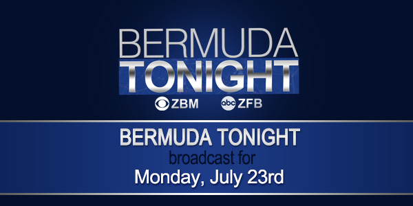 zbm 9 news Bermuda July 23 2018 tc