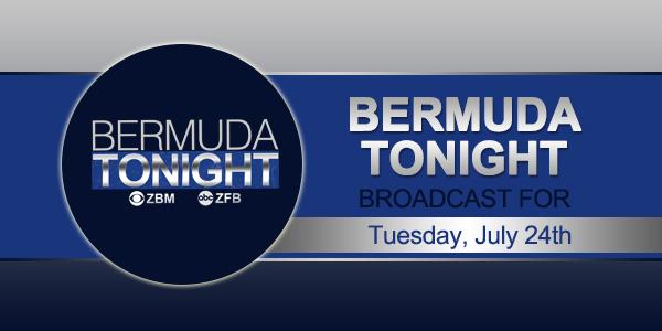 zbm 9 news Bermuda July 24 2018 tc