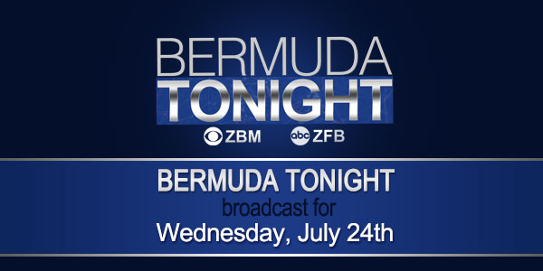 zbm 9 news Bermuda July 24 2019 tc
