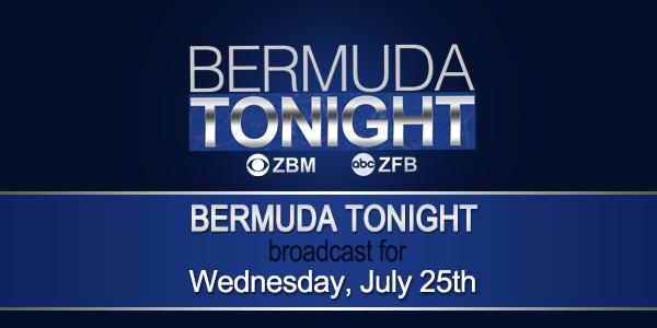 zbm 9 news Bermuda July 25 2018 tc
